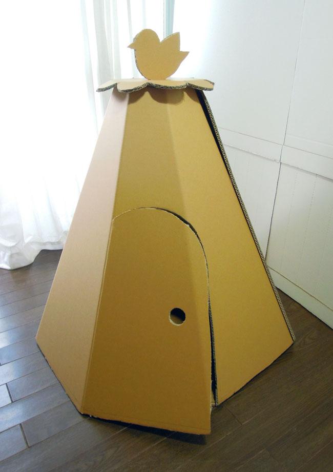 テント型キッズ・ハウス